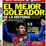 Sport: Miglior goleador della storia