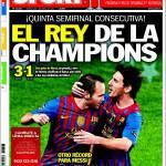 Sport: Il re della Champions