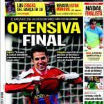 Sport: Assalto finale