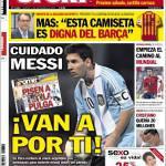 Sport: Cura Messi