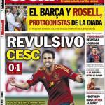 Sport: Revulsivo Cesc
