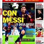 Sport: Con Messi e Deulofeu