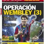 Sport: Operacìon Wembley 3