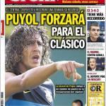 Sport: Puyol forzerà