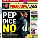 Sport: Pep dice no