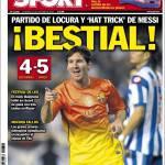 Sport: Bestiale