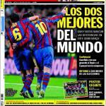Sport: I due migliori giocatori al mondo