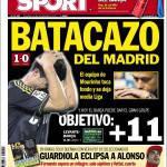 Sport: Urto del Real Madrid