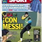 Sport: Con Messi