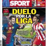 Sport: Duello per la Liga