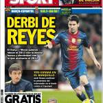 Sport: Il derby dei re