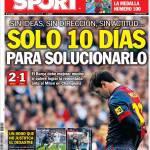 Sport: Solo dieci giorni per una soluzione