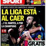 Sport: La Liga sta per cadere