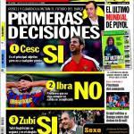 Sport: Prime decisioni