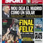 Sport: Finale felice al Camp Nou