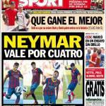 Sport: Neymar vale per quattro