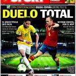 Sport: Duello totale