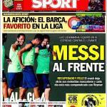 Sport: Messi davanti
