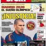 Sport: Ingiustizia!