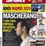 """Sport, Mascherano: """"Con Tata inizia un nuovo Barcellona"""""""