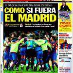 Sport: come se fosse il Real Madrid