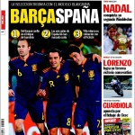Sport: BarcellonaSpagna