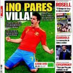 Sport: Non ti fermare Villa