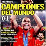 """Sport: """"Campioni del mondo"""""""