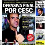 Sport: Offensiva finale per Cesc