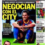 Sport: Ibra – Contatti con il City