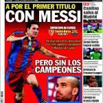 Sport: Alla carica del primo titolo con Messi