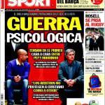 Sport: Guerra psicologica