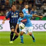 Serie A, Deki Stankovic minaccia Christian Maggio: Ricordati di Serbia-Italia!