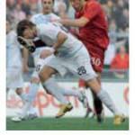 Lazio: Stendardo, che botta! – Foto