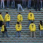 Siena-Inter, 500 uomini per la sicurezza