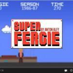 Video – Ferguson come SuperMario? Un meraviglioso video ritrae Sir Alex nel mondo dei videogames!