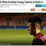 Serie A: ecco i migliori talenti del campionato italiano