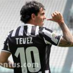 Calciomercato Juventus, Nedved difende Tevez: E' un campione