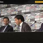 """Juventus, Tevez alla presentazione: """"Voglio scudetto e Champions, Galliani? L'ho sentito 2/3 volte in vita mia"""". E Marotta aggiunge…"""