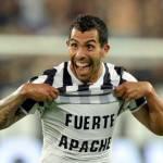 Juventus, Tevez: Qui mi trovo bene, il nostro obiettivo numero uno è il campionato
