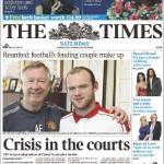 The Times: Crisi nella corte
