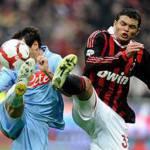 Milan, tensione Thiago Silva-Allegri