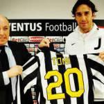 Juventus-Inter, probabili formazioni: Toni al posto di Del Piero, Nagatomo in panca?