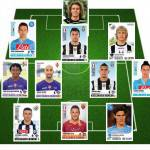 Foto – Ecco la Top 11 dei migliori calciatori della Serie A per la stagione 2012-2013