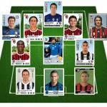 Foto – Fenomeno Pirlo, ecco la top 11 dei compagni del regista: quante stelle di Juve, Inter e Milan!