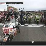 Video – Il tributo completo a Simoncelli al GP di Valencia, ecco il minuto di casino