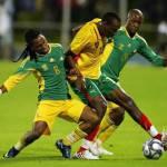 """Mondiali Sudafrica 2010, le parole del sudafricano Tshabalala: """"Abbiamo giocato una grande partita"""""""