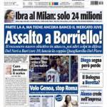 Tuttosport: Assalto a Borriello!