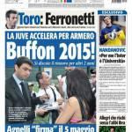 Tuttosport: Buffon 2015!