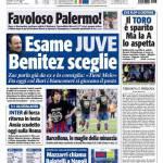 "Tuttosport: ""Esame Juve, Benitez sceglie"""